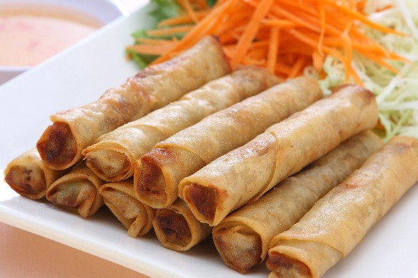 Filipino Lumpia | Great Appetizers From All Around The World | Appetizers Menu