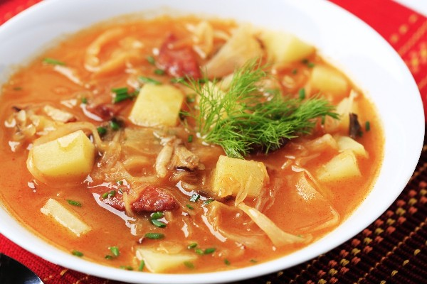 French Cabbage Soup From Door County Wi Kitchme