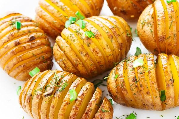 how to make garlic potatoes with garlic powder