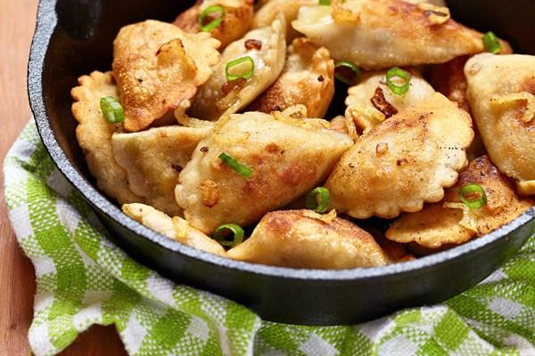 Grandma's Potato and Cheese Pierogi