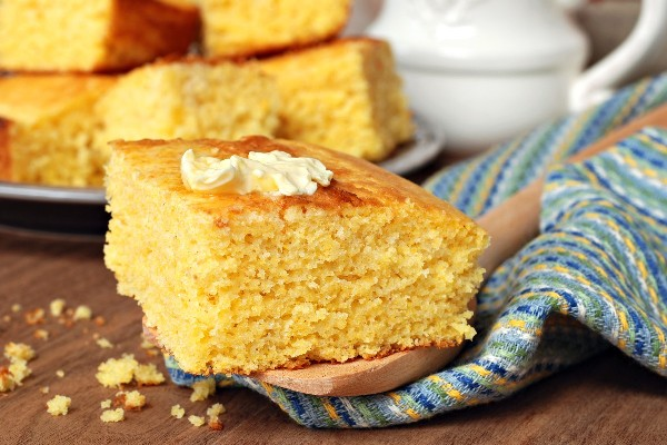 Grandmother's Buttermilk Cornbread | Yummy Soul Food Recipes | A Selection Of Satisfying Southern Goodness | quick easy soul food recipes