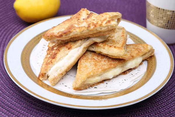 grilled apple and swiss cheese sandwich kitchme