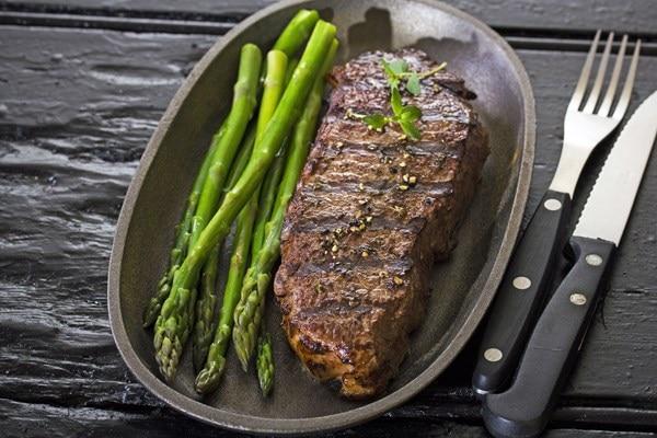 Marinating Strip Steaks - Excellent Porn-5150
