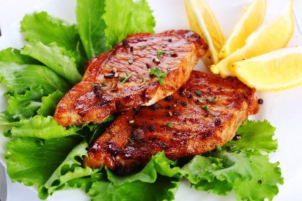 recipe: pork steak recipes grill [10]