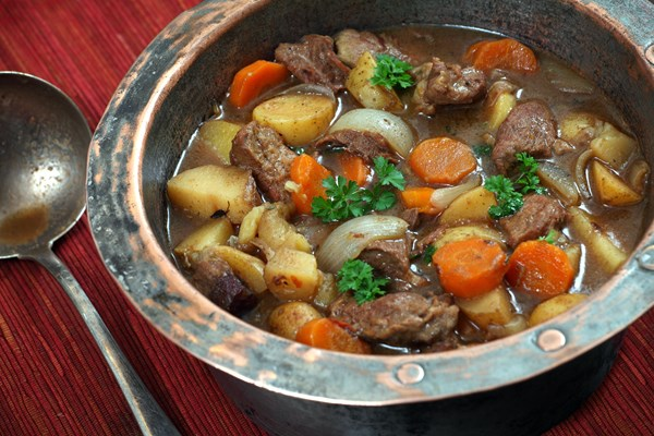 Traditional Irish Lamb Stew | KitchMe