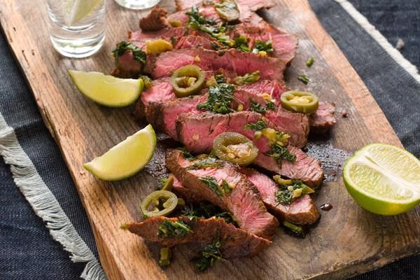 Jalapeno Lime Steak | KitchMe