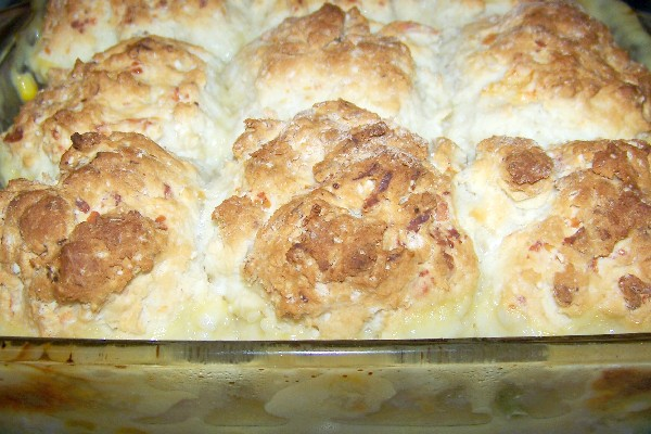 Kittencal S Chicken Crescent Roll Casserole Kitchme