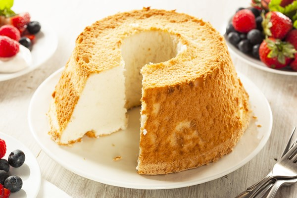 Lemon angel food cake kitchme lemon angel food cake forumfinder Gallery