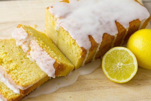 Lemon Coconut Loaf Cake Kitchme