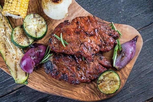 recipe: pork steak recipes grill [16]