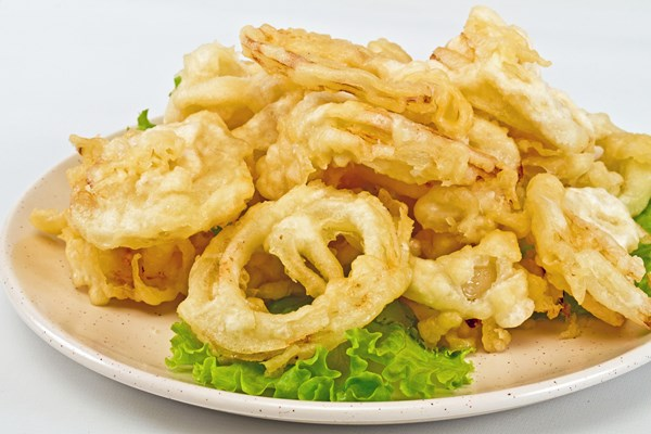 Onion Rings Low Carb