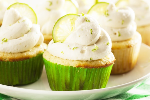 Key Lime Juice And Icing On Cake