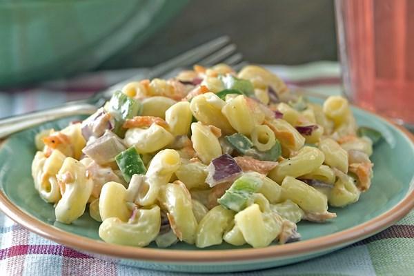 Mom's Best Macaroni Salad | KitchMe