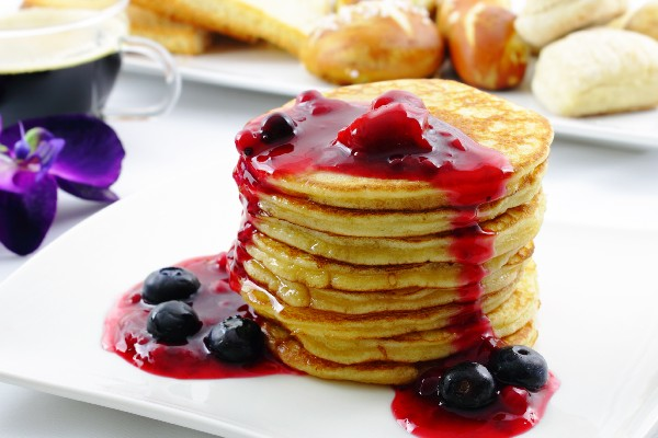 Marvelous Oatmeal Cottage Cheese Pancakes