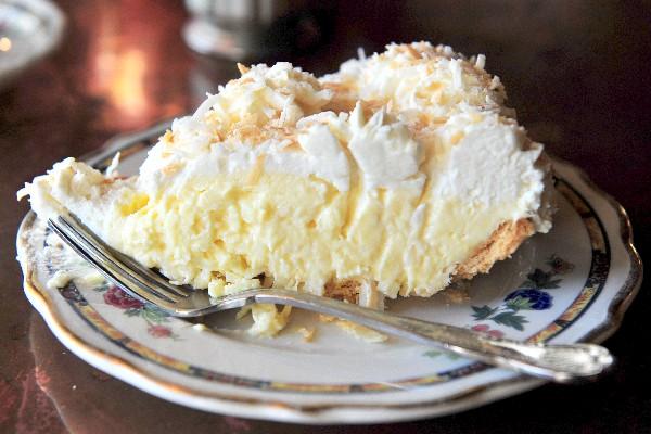 Old Fashioned Coconut Cream Pie Kitchme