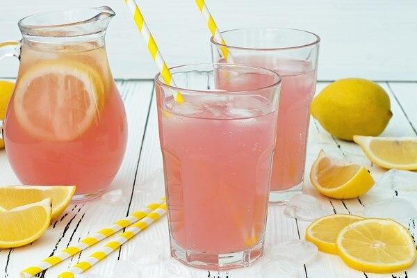 Old Fashioned Pink Lemonade   KitchMe