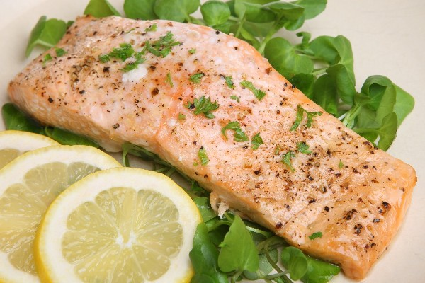 Image result for Salmon 600x400