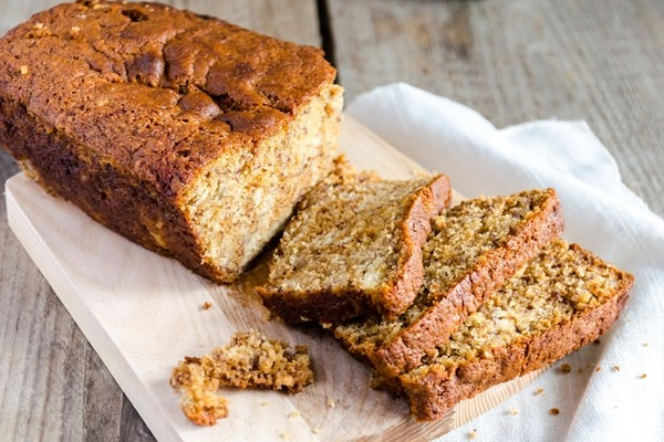 Paleo Banana Bread Kitchme