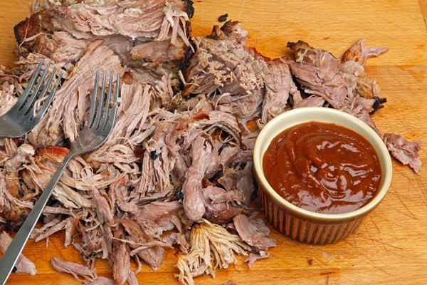 Exceptional Pulled Pork With Homemade Barbecue Sauce