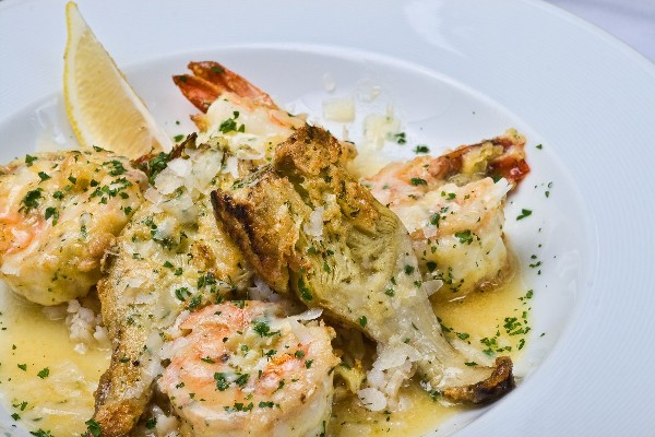 shrimp scampi shrimp scampi pasta shrimp scampi bake lemony shrimp ...