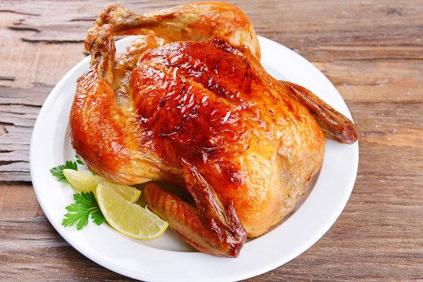 Slow Cooker Asian Style Whole Chicken  Kitchme-9621