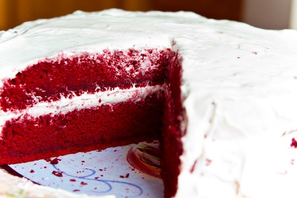 Southern Red Velvet Cake KitchMe