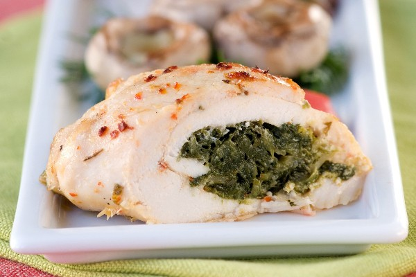 Stuffed chicken divan with a sherry dijon sauce kitchme stuffed chicken divan with a sherry dijon sauce forumfinder Choice Image