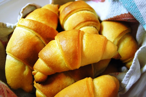 Sweet Dinner Rolls Kitchme
