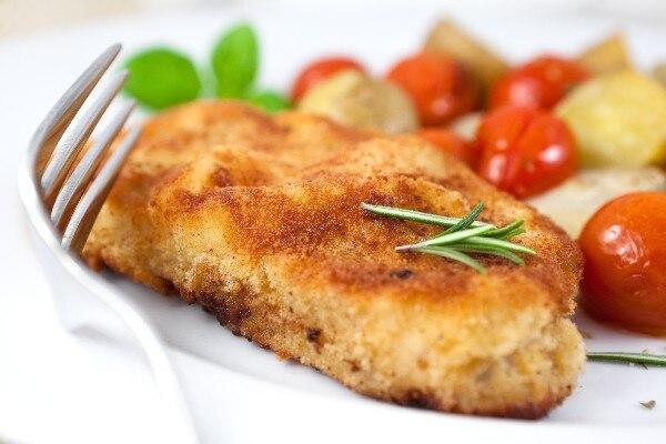 Tender Breaded Turkey Cutlets | KitchMe