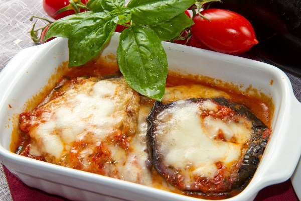 Easy Cheesy Eggplant Casserole (Weight Watchers) KitchMe