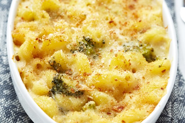 from Raymond low fat macaroni and cheese casserole