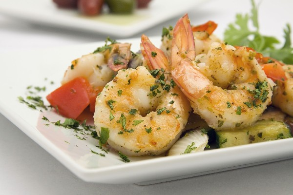 Weight Watchers Sauteed Shrimp