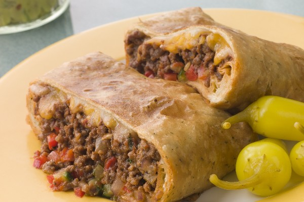 Mexican Food Near Me Chimichangas
