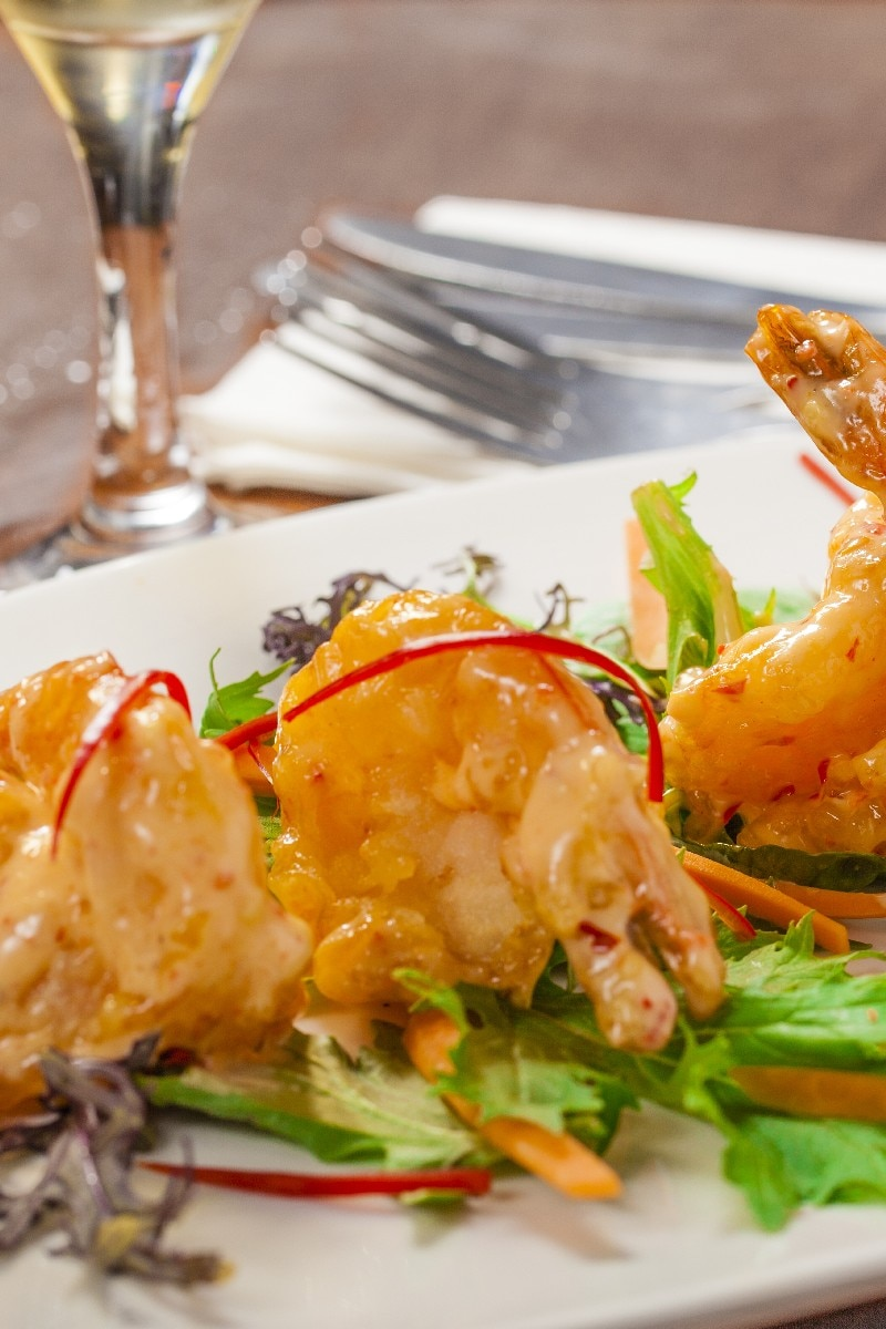 Bang bang shrimp copycat from bonefish grill kitchme for Bone fish and grill