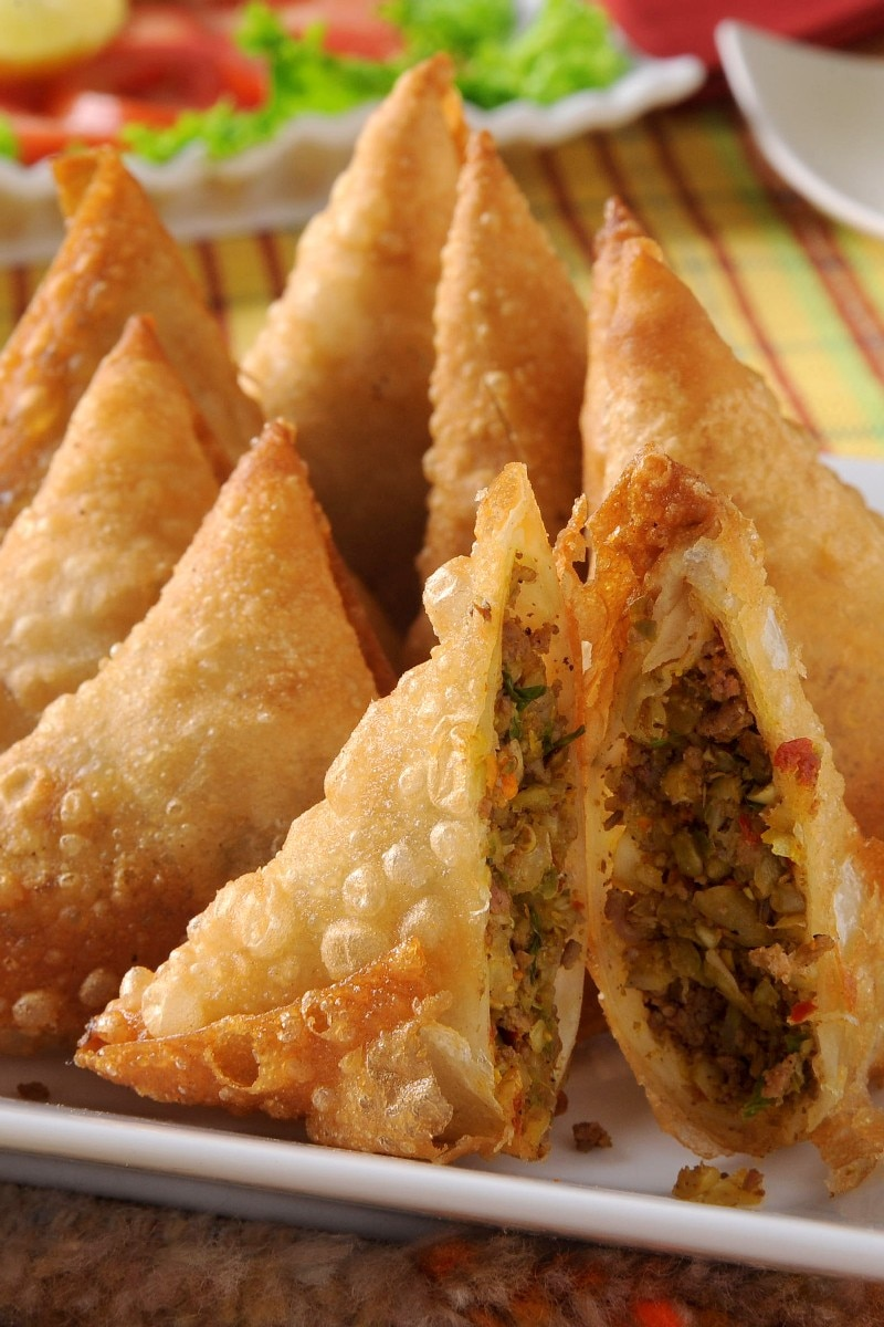 How to Make Meat Samosa advise
