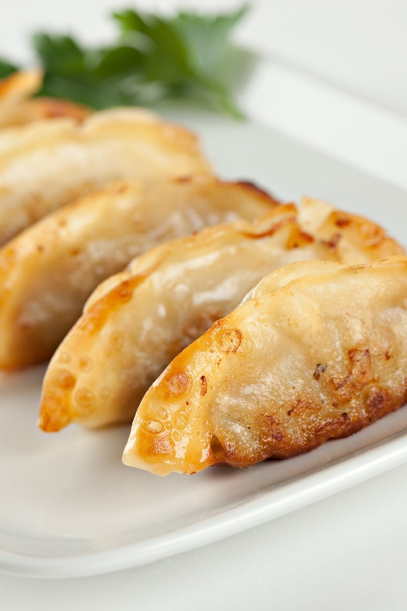 Best Vegetarian Pot Stickers | KitchMe