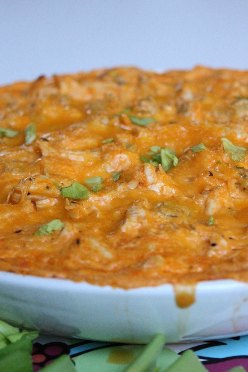 Five Star Buffalo Chicken Dip Kitchme