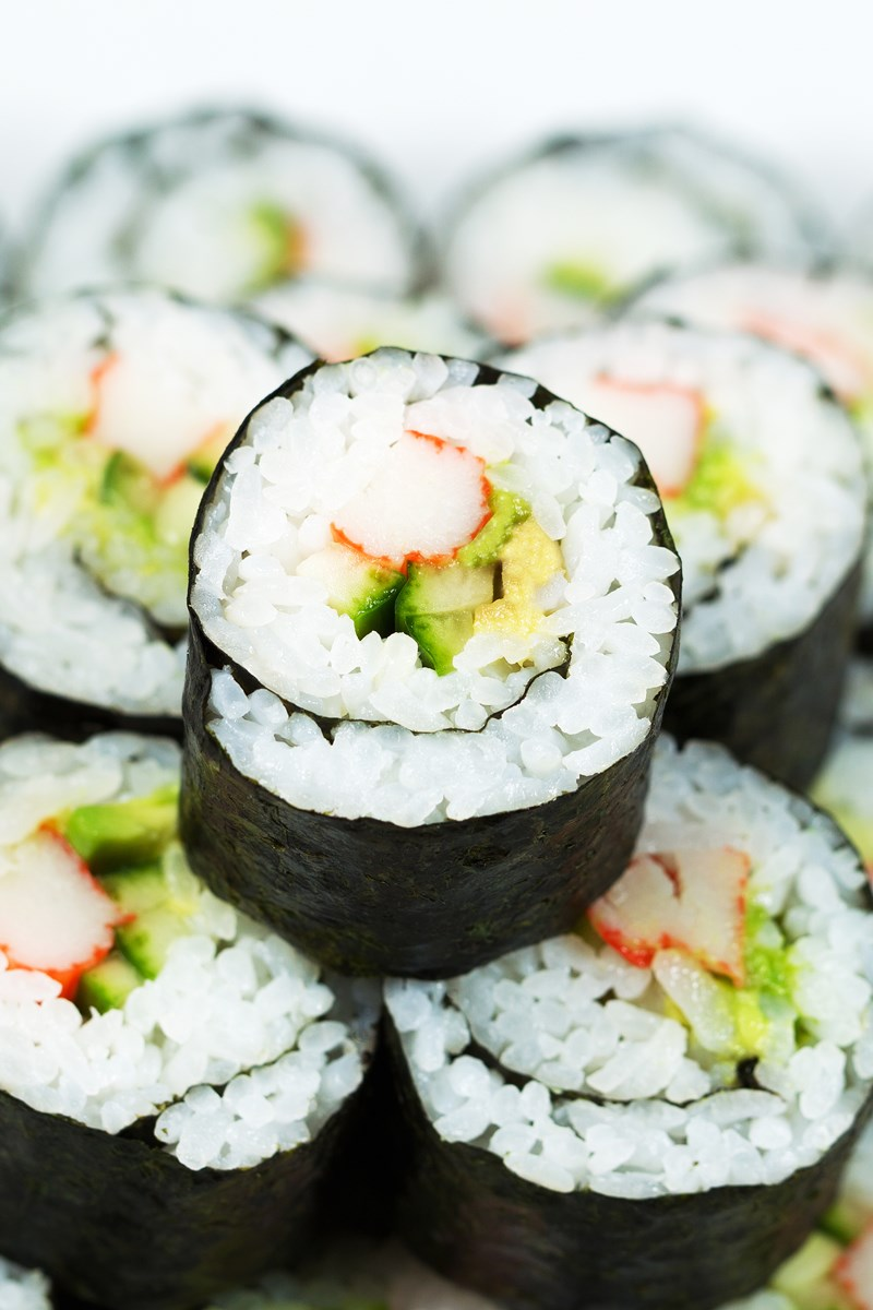 California Roll Sushi | KitchMe