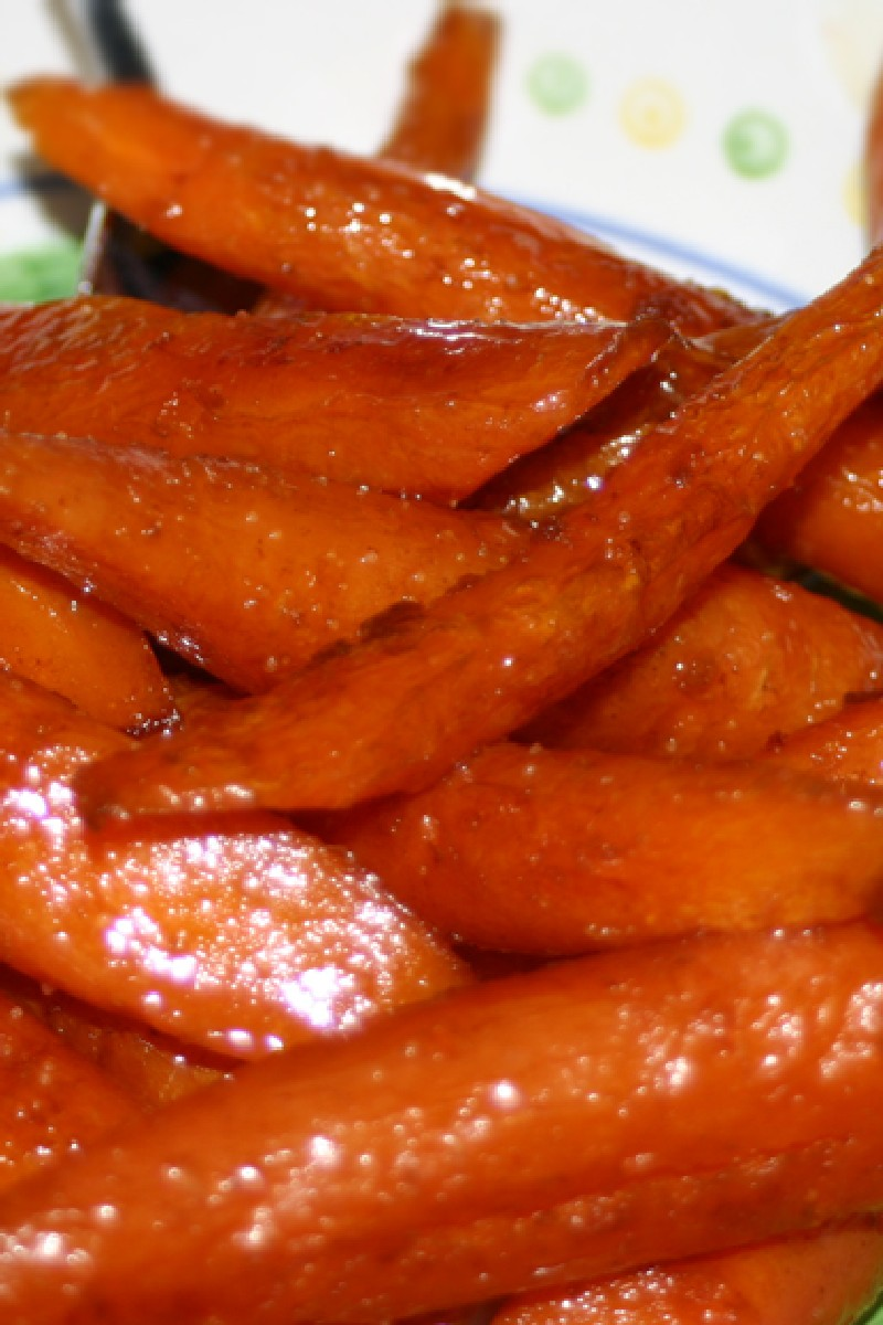 Candied Carrots | KitchMe