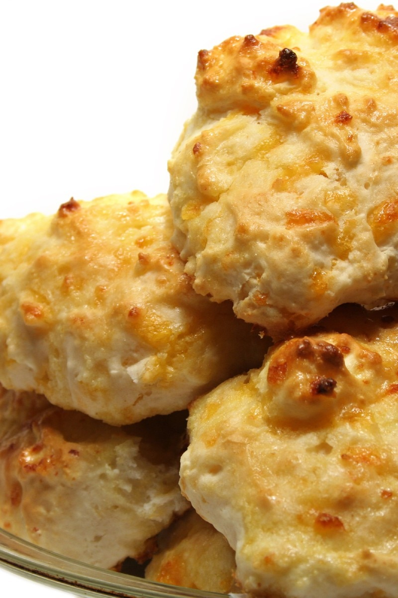 Cheddar Biscuits | KitchMe