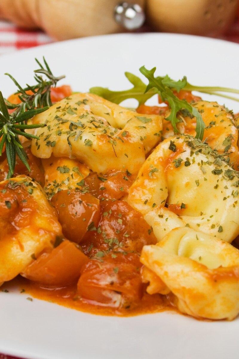 garlicky tortellini soup zesty tortellini salad spinach tortellini ...