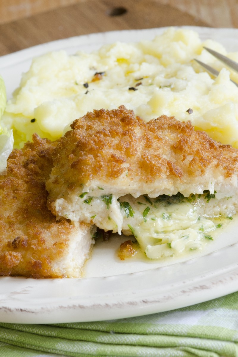 Chicken Kiev | KitchMe