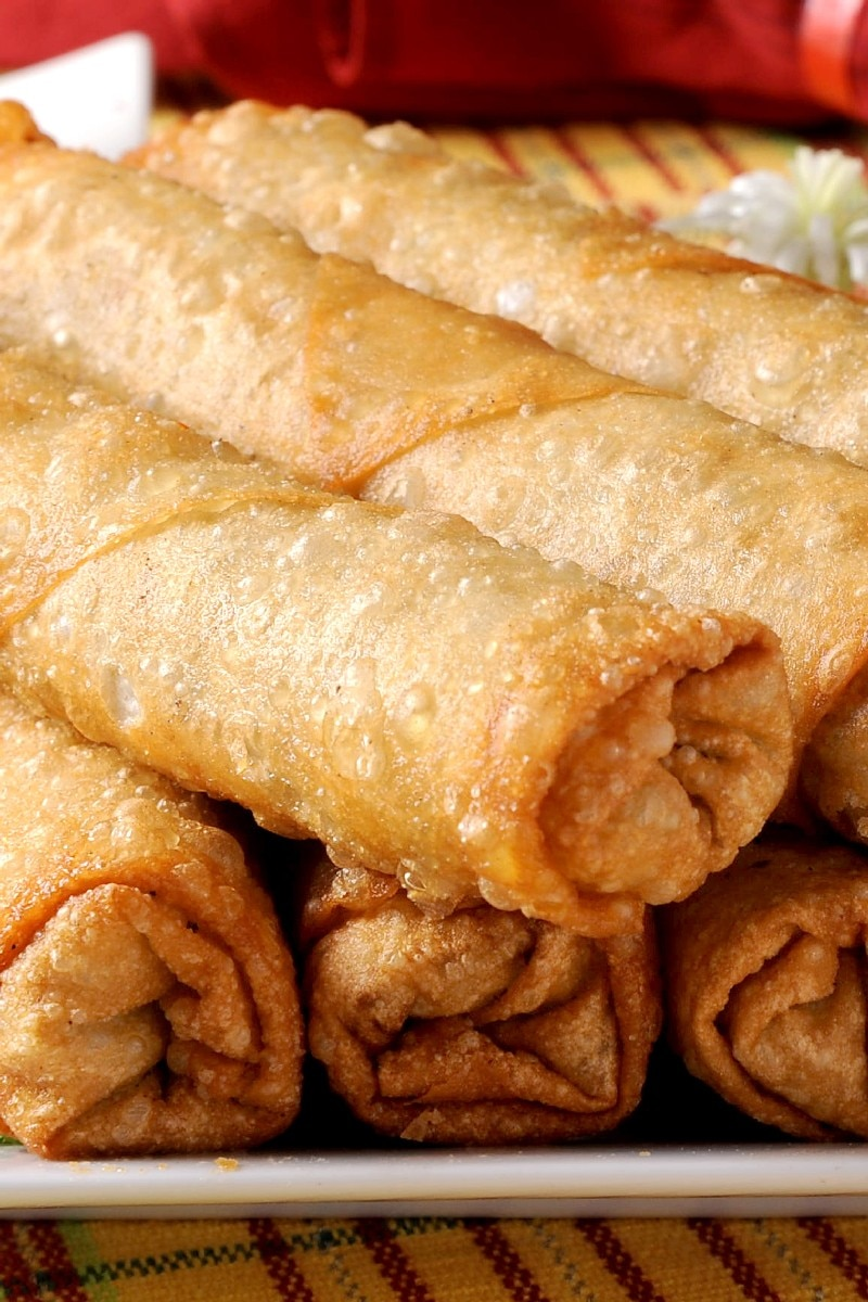 Chinese Egg Rolls Kitchme