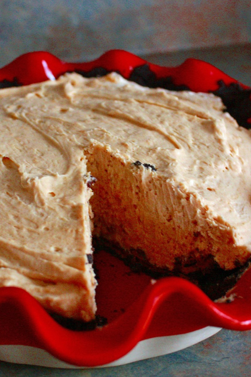 Chocolate Peanut Butter Pie   KitchMe