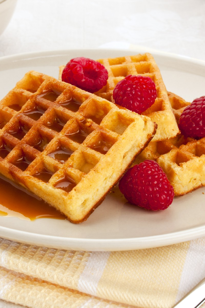 Cinnamon Belgian Waffles Recipes — Dishmaps