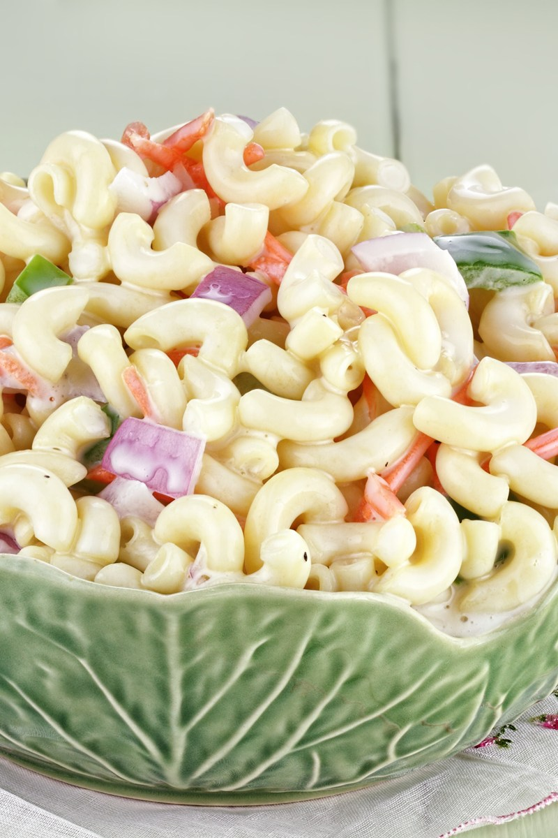 Classic Macaroni Salad | KitchMe