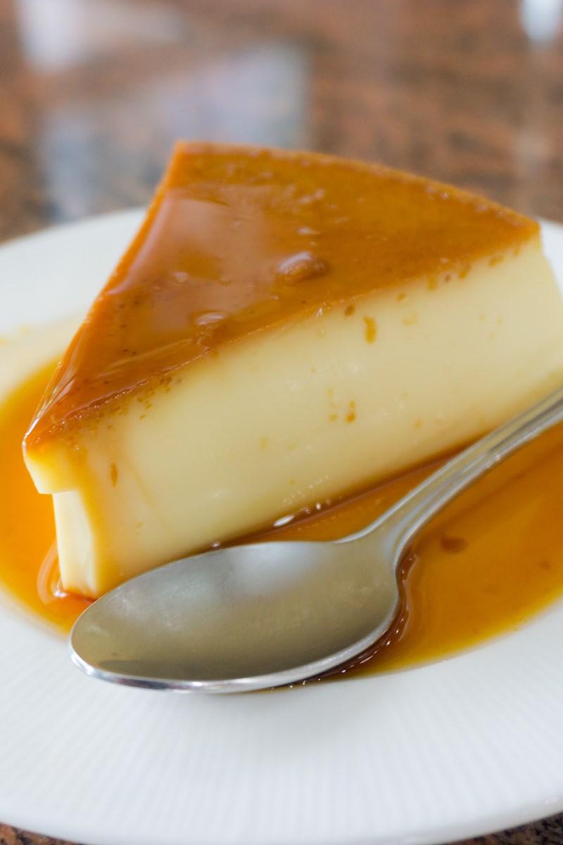 Creamy Caramel Cheesecake Flan Kitchme