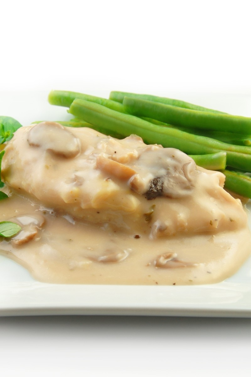 Crock Pot Creamy Italian Chicken Kitchme
