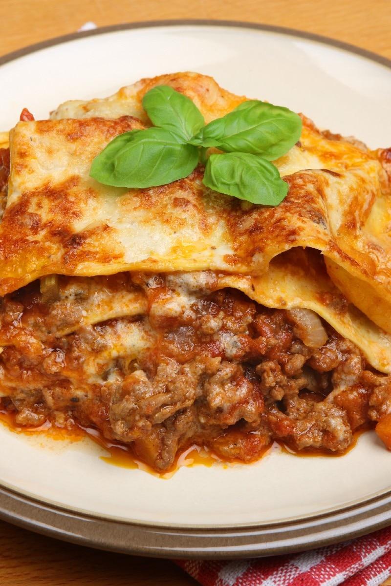 Crock Pot Lasagna | KitchMe