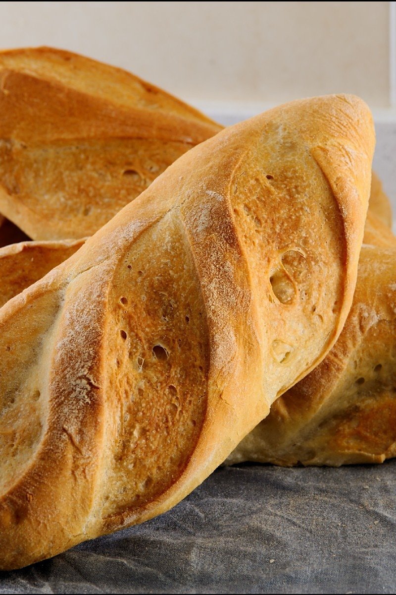Crusty French Bread | KitchMe